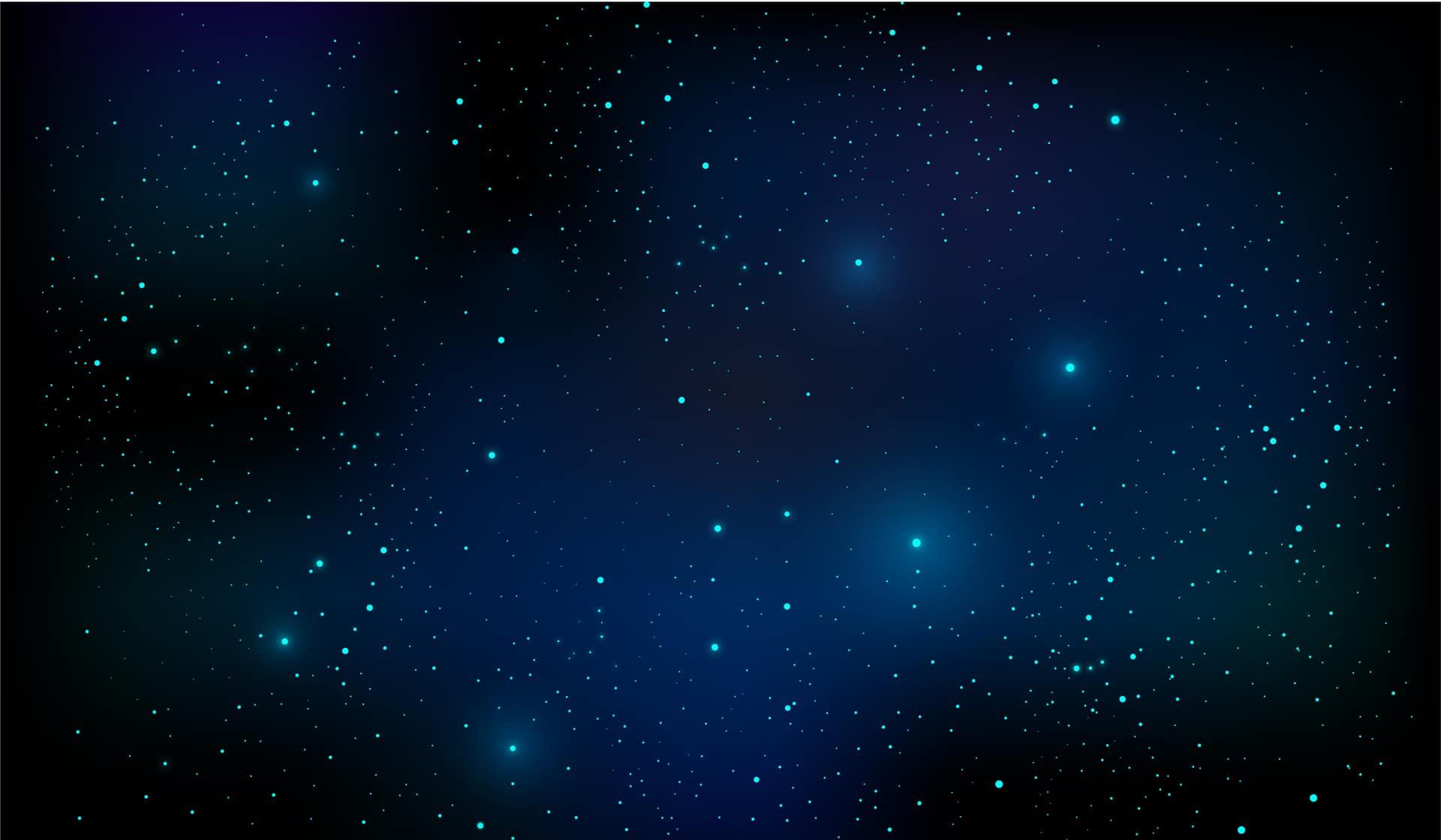 Menton Black Star Hintergrund