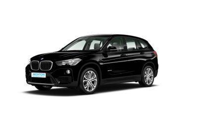 x1 BMW vorne