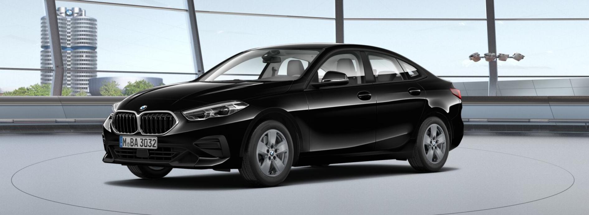 BMW 218d Gran Coupé ab 199,- € mtl. Finanzierungsrate