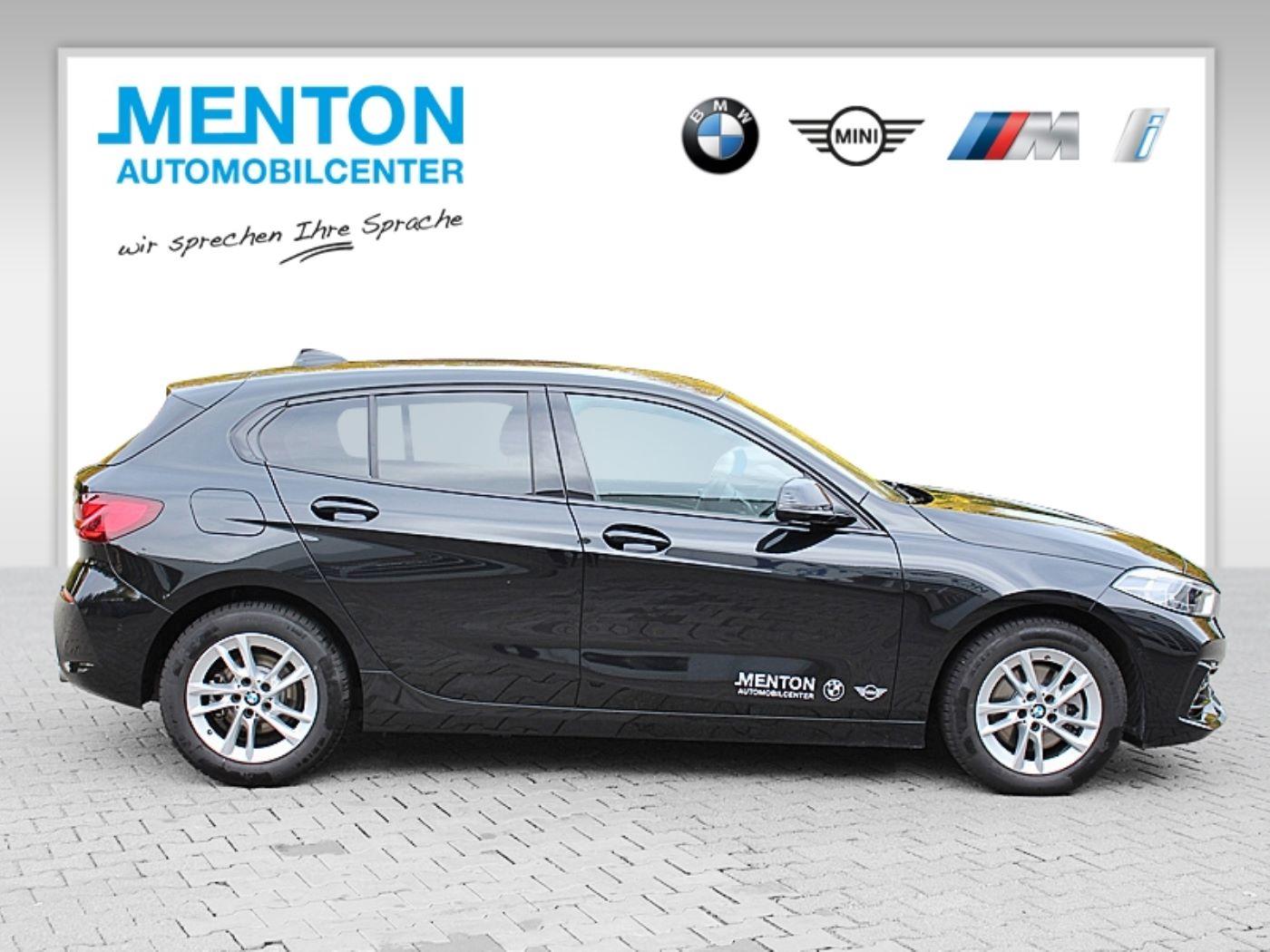 BMW 118d Vorführwagen ab 149,- € mtl. Finanzierungsrate