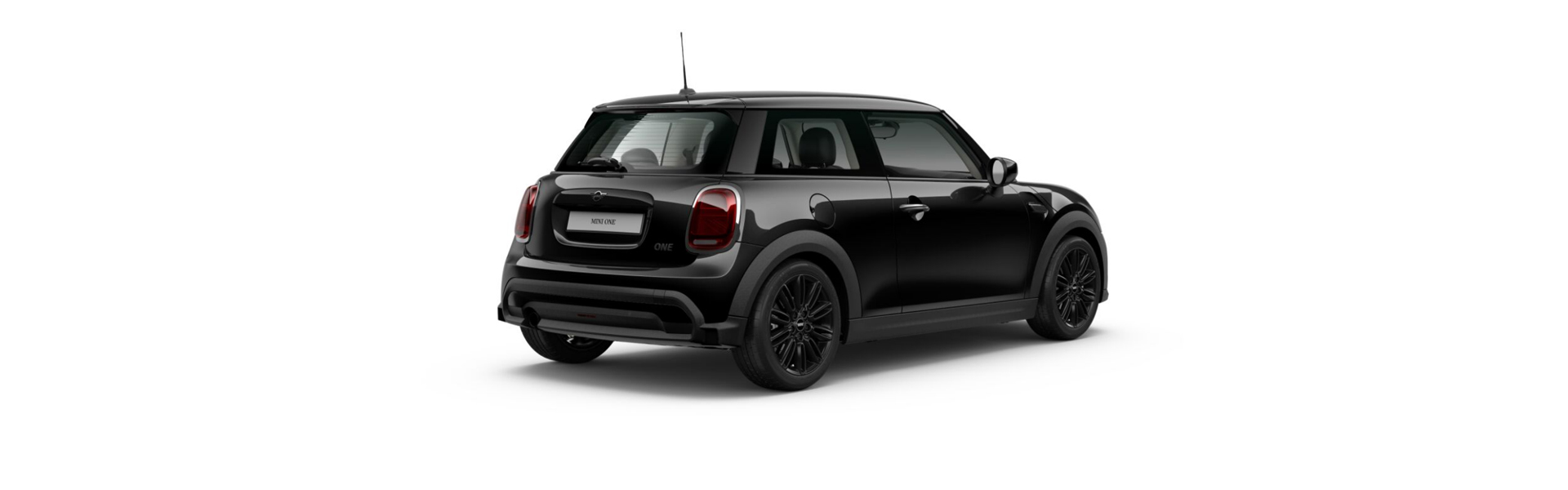 MINI One Blackyard LCI inkl. Winterradsatz