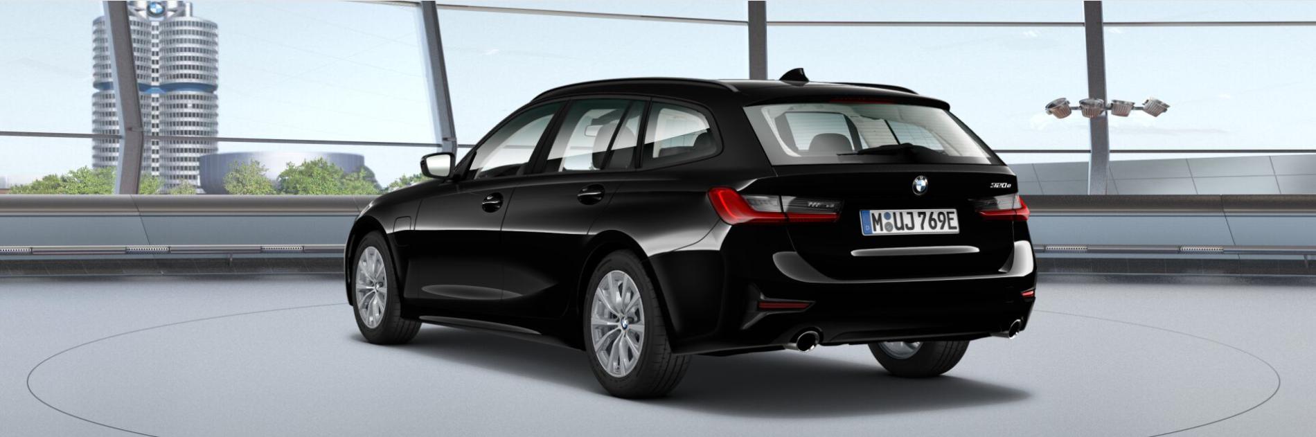 BMW 320e Touring