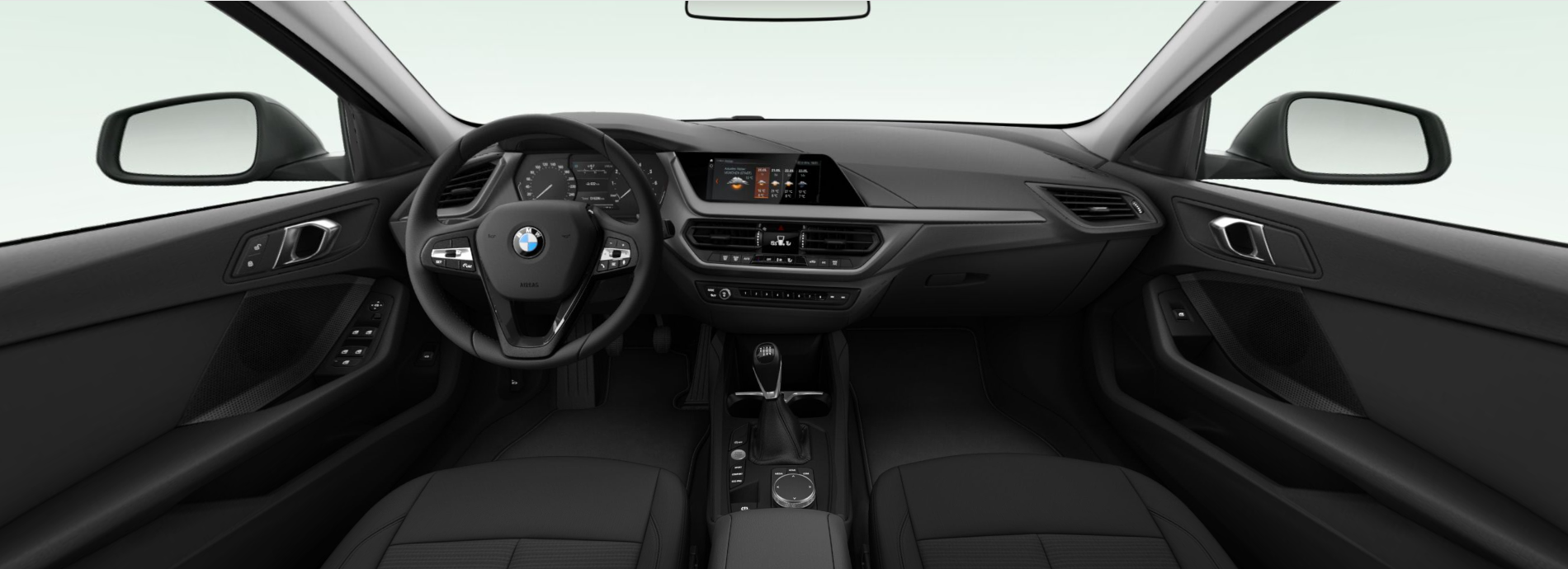 BMW 116i BASIS DEAL