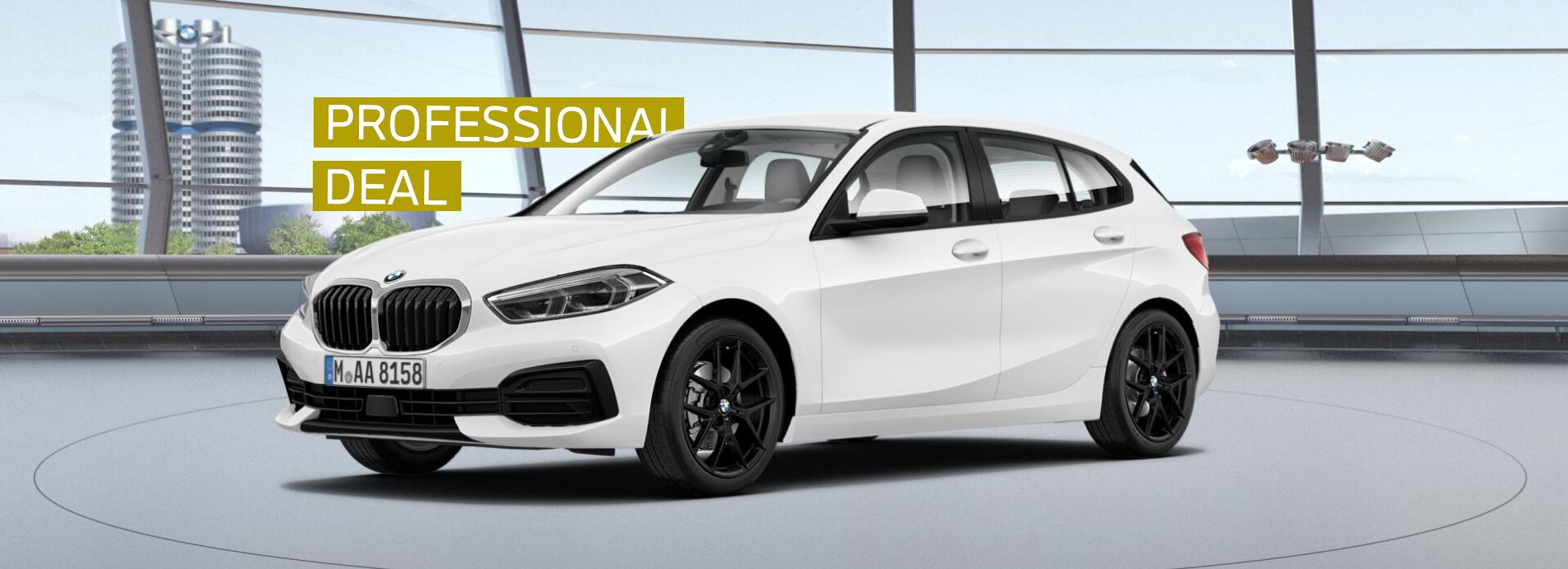 BMW 116i PROFESSIONAL DEAL