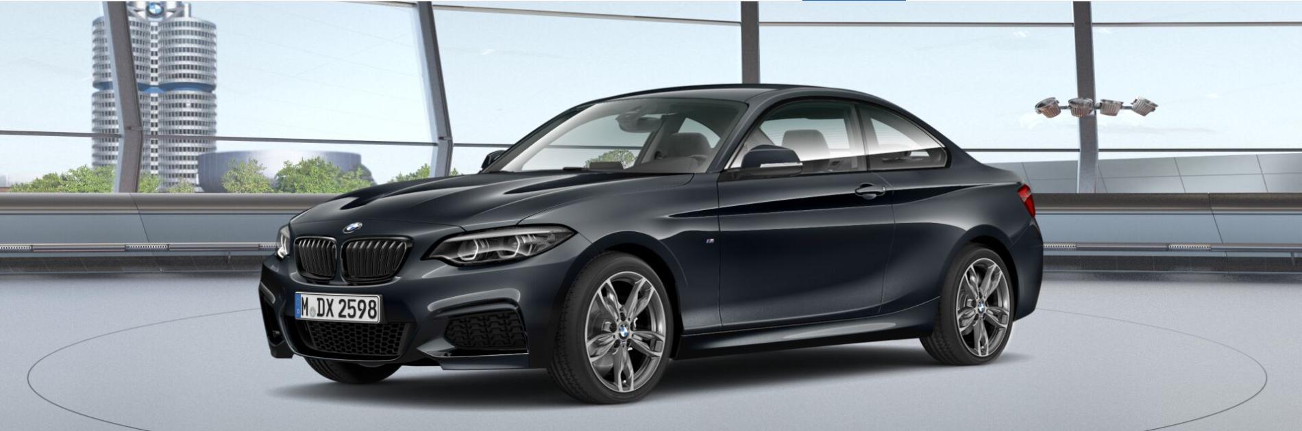 BMW 218i Coupé