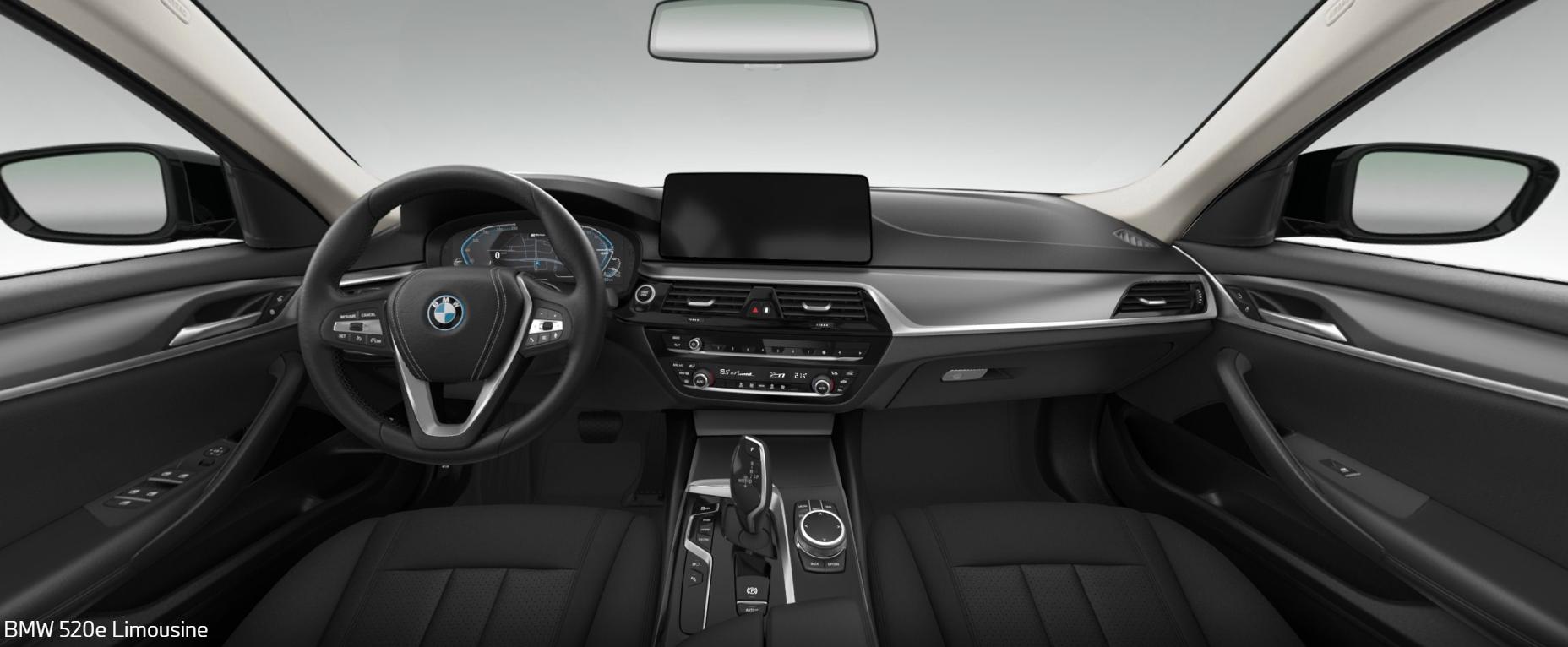 THE 5 – BMW 520e Limousine